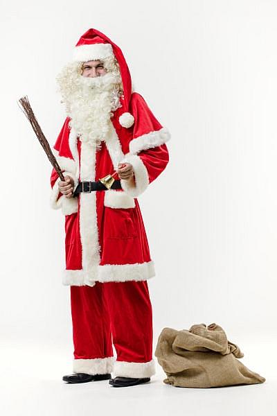 Mietkleidung Kostüm Weihnachtsmann Weihnachtsmannkostüm online leihen mieten