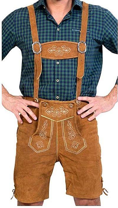 Mietkleidung Lederhose Oktoberfest Bekleidung online leihen mieten